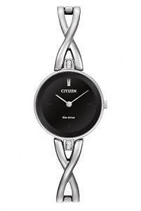 Citizen Women's 'Silhouette' Quartz Stainless Steel Casual Watch  Ex1420-50e