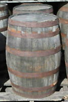 Rustic Used Wooden Barrels- IN STOCK