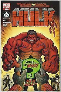 """comics ""Red Hulk #1 1st Appearance Red Hulk variant X 2 London Ontario image 1"