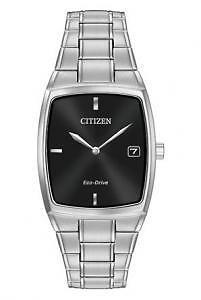 Citizen Men's Dress AU1070-58E Wrist Watches, Black Dial