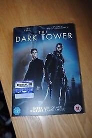 THE DARK TOWER 2017 DVD.A NEW ITEM