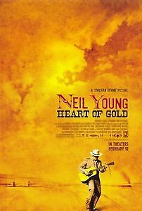 Heart of Gold (Neil Young) Movie Poster
