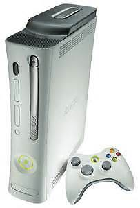 XBOX 360 500MB Console w/250GB HDD + Accessories