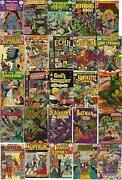 Old Comic Lot