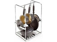 New Le Creuset Chrome cook ware rack