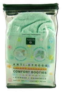 Anti-Stress Microwaveable Comfort Booties.