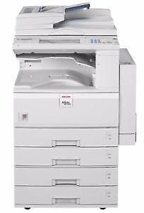 Ricoh Aficio MP 3010SP Black & White All in one Copier for sale