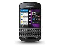 BlackBerry Q10 - 16GB - Black (unlock) Touch + Keypad phone 8MP Camera