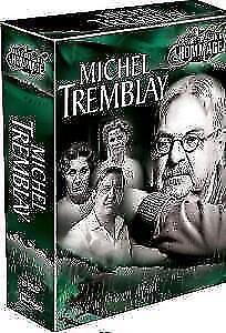 Coffret collection HOMMAGE a Michel Tremblay