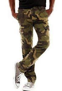 Camo Cargo Pants | eBay