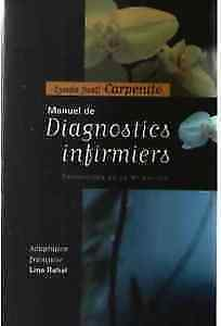 Manuel de diagnostics infirmiers 9 e édition West Island Greater Montréal image 1