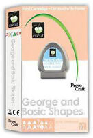 George and Basic Shapes Font Cartridge