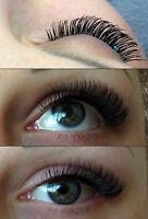 Christmas Promotion:eyelash extensions,keratin lash lift+++