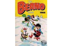 Beano Annual 1988 MINT!