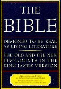 The Bible - Designed To Be Read As Living Literature