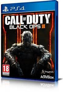 Call of duty black ops 3 and NHL 15