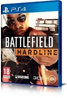BattleField Hardline au PS4