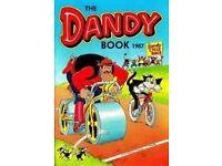 Dandy Annual 1987 MINT!