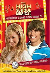 HIGH SCHOOL MUSICAL STORIES FROM EAST HIGH #1