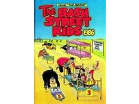 Beano Bash Street Kids Annual 1986