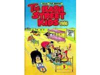 Beano Bash Street Kids Annual 1986