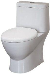Toilette haut de gamme avec jupe double chasse toilet 2 flush