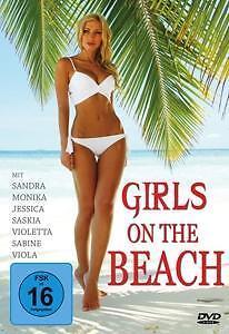 DVD Girls on the beach - NEU&OVP