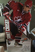 Sidney Crosby Cut Out 6 feet tall!! GREAT CONDITION!! ONLY 25$..