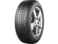 4x New unused Bridgestone Blizzak LM-32 C 195/65 R16C winter van tyres - Trafic Vivaro Transit Daily