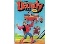 Dandy Annual 1985