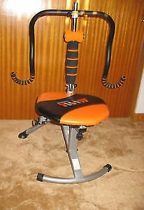 Ab Doer Twist Resistance trainer with extras