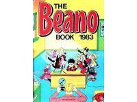 Beano Annual 1983 MINT!
