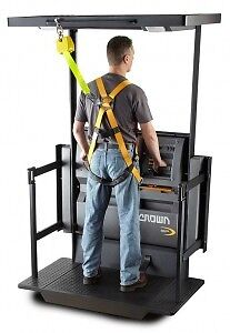 order pickers fork lift