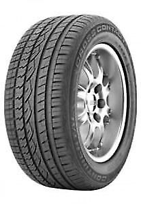 Continental 20inch tires Code 255-50-20