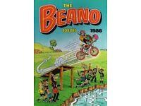 Beano Annual 1986 MINT!