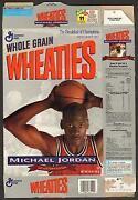 Michael Jordan Wheaties