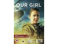 OUR GIRL DVD SERIES ONE NEW UNOPENED