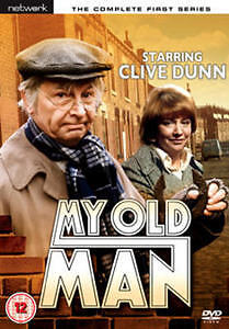 MY OLD MAN the complete first series 1. Clive Dunn. Brand new DVD.
