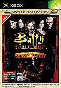 Buffy Chaos Bleeds for XBOX