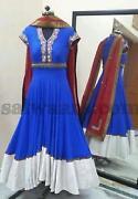 Indian Anarkali Dress