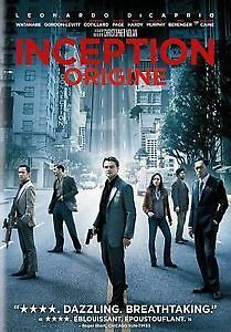 Inception DVD London Ontario image 1