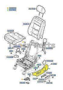 Ford Explorer Seats Ebay