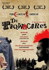DVD:THE TAQWACORES - NEW Region 2 UK