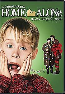 Home Alone-dvd-Excellent condition-Fun Christmas movie