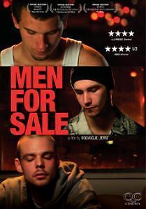 MEN FOR SALE  - DVD - REGION 2 UK
