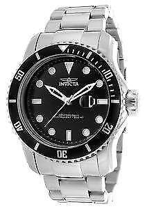 invicta men s watches stainless steel new used invicta men s pro diver stainless steel watches