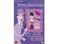 THE PINK PANTHER DVD FILM COLLECTION