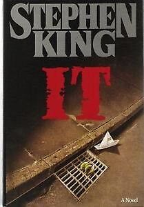 """Looking To Buy Stephen King's """"It"""" Hardcover Book"""