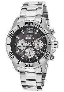 invicta men s watches stainless steel new used invicta men s stainless steel chronograph watches