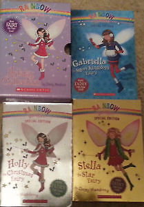 Rainbow magic boxed set-- christmas hoilday collection Edmonton Edmonton Area image 2
